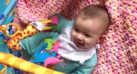 Making it Work: Caring for an Infant as a Mom with SMA