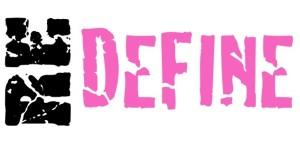 Image says redefine