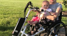 Freedom with the Firefly: Off-Road Parenting with a Disability