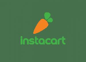 Instacart logo with carrot