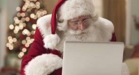 The year Santa was in a wheelchair
