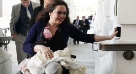 Working as a Disabled Mom: What Senator Duckworth's Achievements Mean for Other Mothers with Disabilities