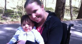 Playground Anxieties as a Mom with a Disability