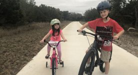 How I Taught my Kids to Ride a Bike from a Wheelchair